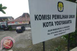 KPU Yogyakarta buka pendaftaran kembali sembilan parpol