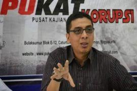Pukat : Capim KPK tidak perlu mewakili institusi