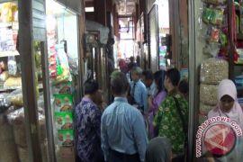 Disperindag Sleman mengundi los pedagang Pasar Prambanan