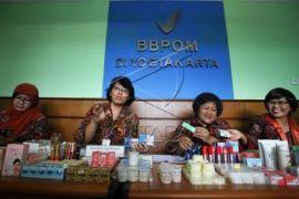 BBPOM Yogyakarta amankan 2.642 kosmetik ilegal
