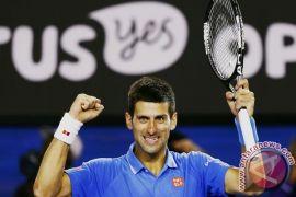 Novak Djokovic melangkah ke-16 besar di Prancis Terbuka