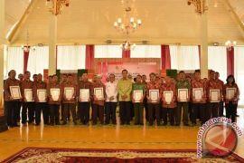 Penghargaan relawan PMI DIY