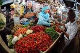 Kenaikan harga pangan di Bantul dampaknya kecil