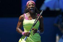 Tenis - Serena Williams raih kemenangan di putaran ketiga