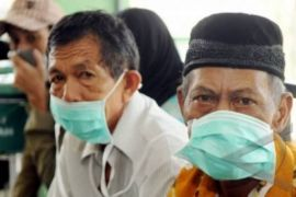 Sleman sosialisasi TBC dan HIV di Ponpes