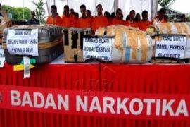 BNN menyiapkan area lapas khusus napi narkoba