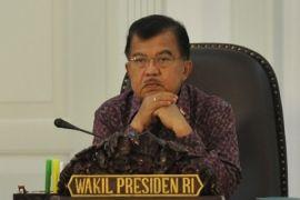 Wapres Jusuf Kalla: Mahathir harus minta maaf