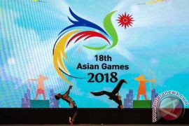 13 rekor atletik Asian Games