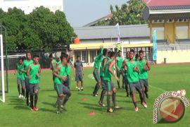 Sepak Bola - Timnas U-19 jalani TC di Yogyakarta