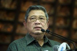 SBY minta caleg Partai Demokrat tidak mengumbar janji muluk-muluk