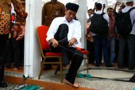 Pihak asing tidak suka pertemuan Jokowi-PA 212