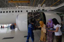 GMF membangun bengkel pesawat di Papua