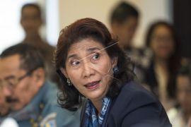 Menteri: penenggelaman kapal penegakan kedaulatan Indonesia