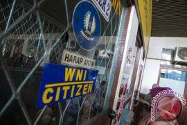 Panglima TNI-Kapolri meninjau perbatasan Indonesia-Malaysia