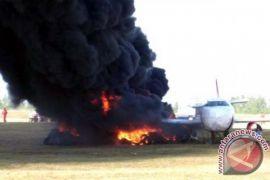 Kecelakaan pesawat Bangladesh di Nepal menewaskan sedikitnya 50 orang