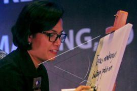 Sri Mulyani Menteri Keuangan Terbaik Asia Timur-Pasifik versi Majalah Globe Markets