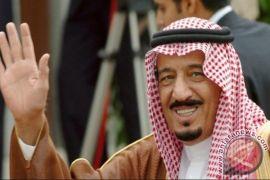 Raja Salman menolak rencana AS memindahkan kedutaan ke Yerusalem