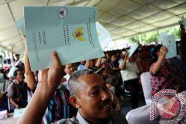 149 UKM Bantul peroleh bantuan sertifikasi tanah