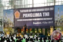 Panglima TNI hadiri buka bersama 1.000 yatim
