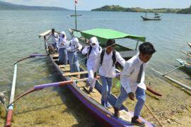 Mendikbud berjanji bangunkan RKB sekolah tergenang banjir