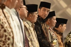 Jokowi dipuji IMF-Bank Dunia terkait pesan ancaman kompetisi negara maju