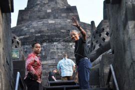 Obama ke Candi Borobudur