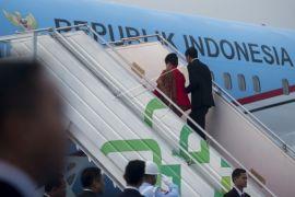 Presiden Jokowi pantau penanganan gempa NTB