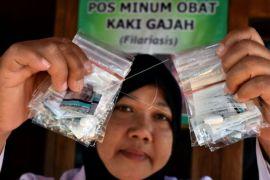 Yogyakarta lakukan pengobatan cacing massal cegah penyakit kaki gajah
