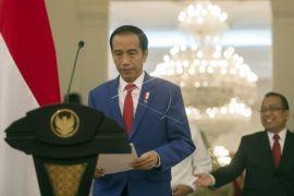Presiden Jokowi bertemu Menlu Arab Saudi singgung Wartawan Khashoggi
