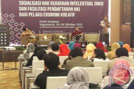 UPN Veteran Yogyakarta-Bekraf fasilitasi HKI UMKM