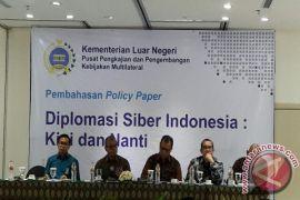 Kemenlu: diplomasi siber mutlak diperlukan