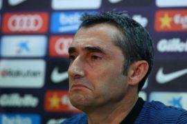 Liga Champions bukan incaran pelatih Barcelona