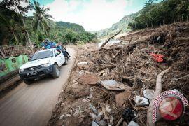 Pasca Banjir Kali Oyo