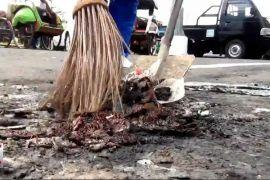 Sampah dari Yogyakarta tertahan di TPS