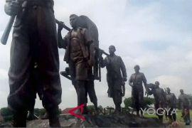Siswa PAUD diajak kenali pahlawan melalui patung (video)