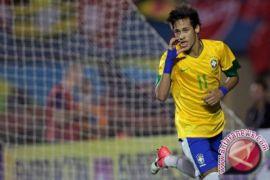 PSG mengizinkan Neymar memulihkan diri di Brazil