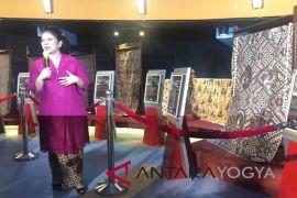 Batik Keraton Yogyakarta dan Puro Pakualaman dipamerkan (video)