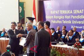 Katgama beri penghargaan Menteri Basuki dan Susi