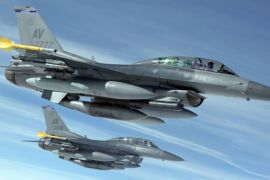 Jet tempur AS jatuh di perairan Okinawa Jepang