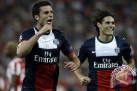PSG gunduli Amiens 5-0
