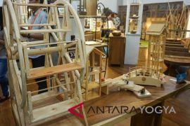 Pengrajin Yogyakarta akan membuka sentra industri khusus