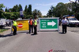 Polda DIY berlakukan buka-tutup portal Jalan Daendels