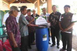 Baznas DIY meluncurkan Kampung Peduli Sampah