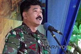 Panglima: TNI-Polri siap mengamankan Asian Games