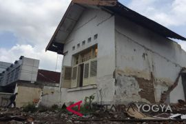 Warga persoalkan pembongkaran bangunan kuno Kotabaru Yogyakarta
