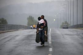Ratusan pengungsi Suriah kembali ke tanah air mereka