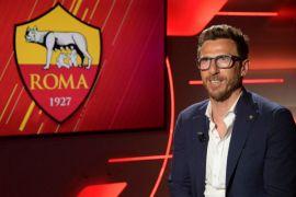 Pelatih  AS Roma dipuji setelah kalahkan Barca