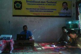 DPRD Kulon Progo sosialisasikan Perda Perlindungan UMKM