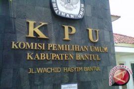KPU Bantul coret 1.850 data pemilih tetap Pemilu 2019