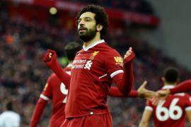 Salah antarkan kemenangan Liverpool atas Huddesfield Town